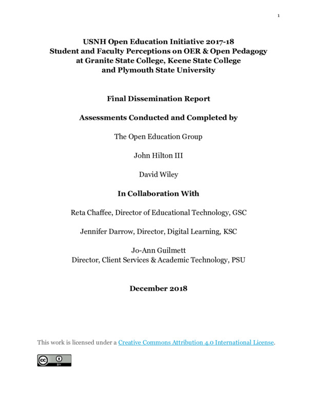 Faculty Research and Scholarship