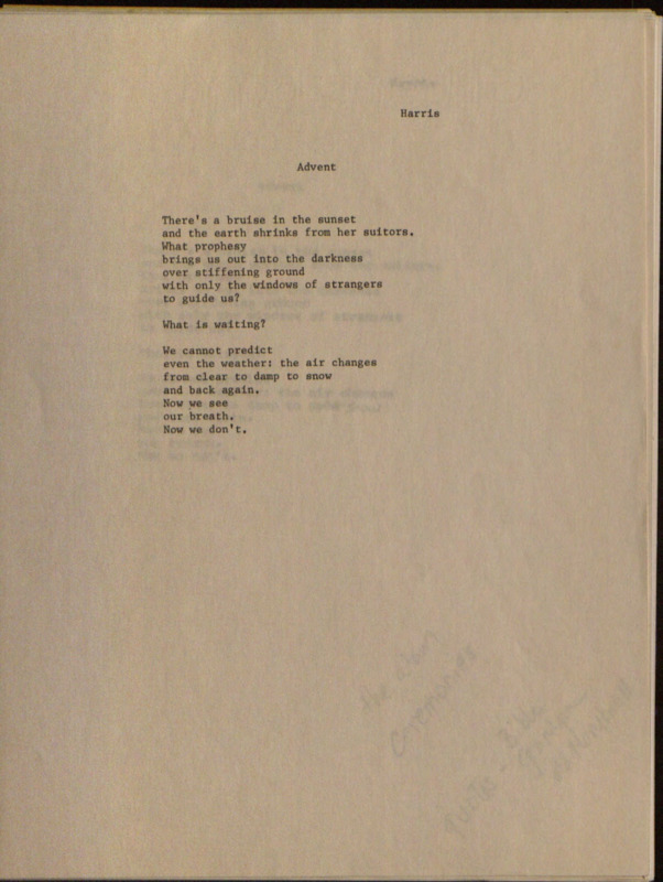 NH Poet Laureate Collection